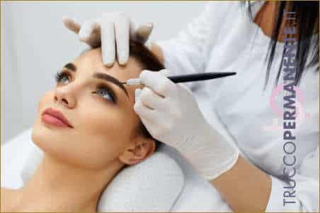 Dermopigmentazione sopracciglia